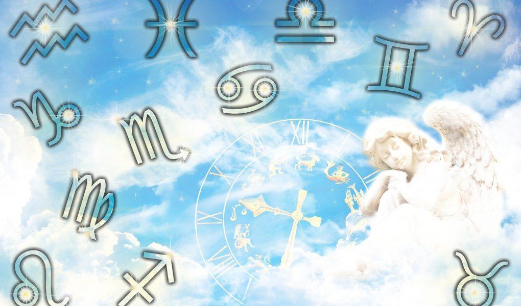 astrology glyphs