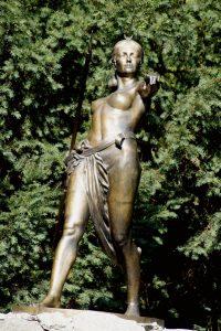 Luna the goddess