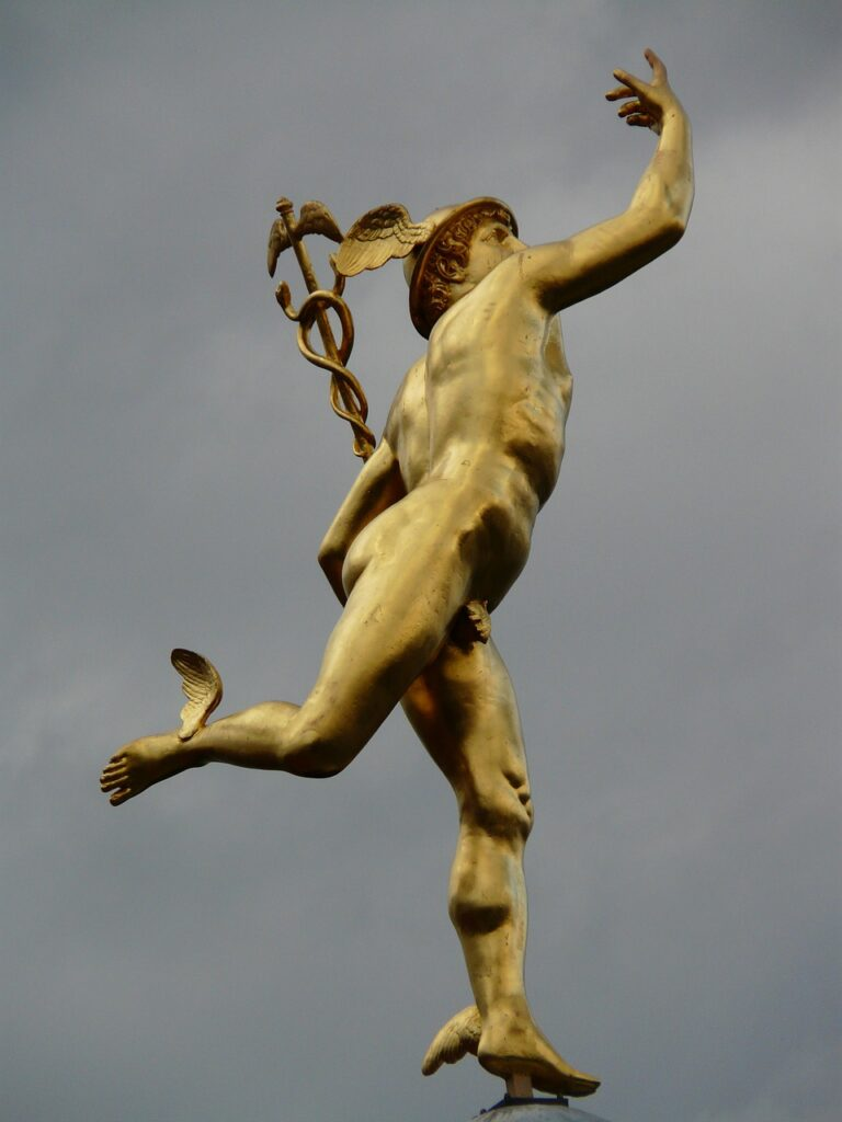 Mercury or Hermes