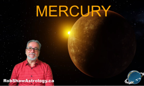 Mercury through the Signs and Houses